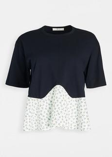 Clu Short Sleeve Swing Top
