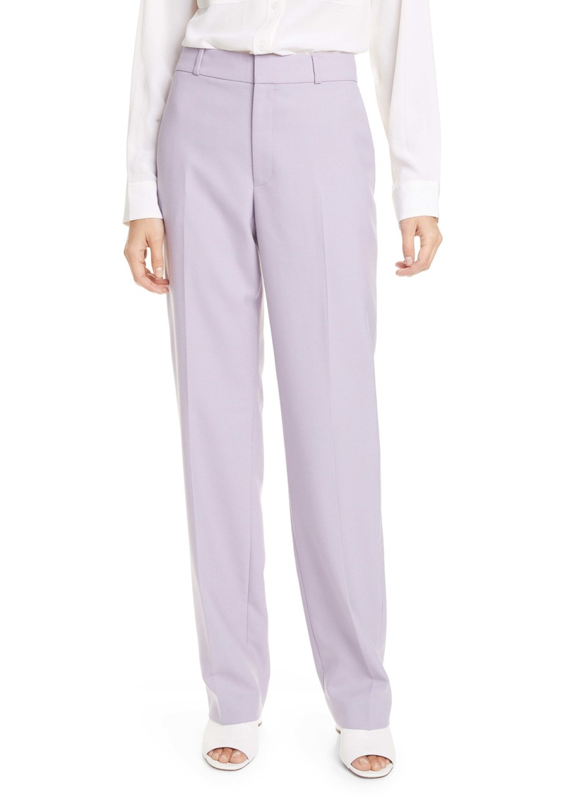 Club Monaco Basket Weave Trousers