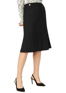 Club Monaco Borrem Wool-Blend Skirt