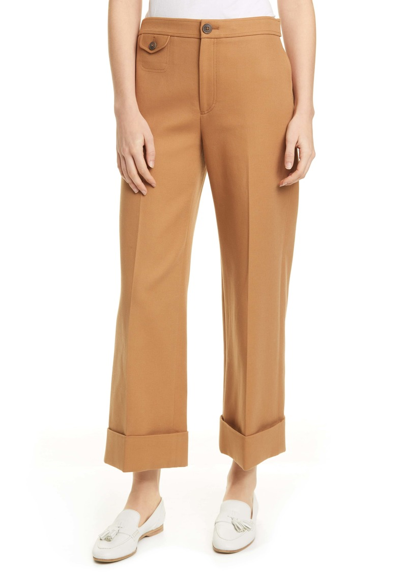 Club Monaco Cavalry Twill Cuffed Pants