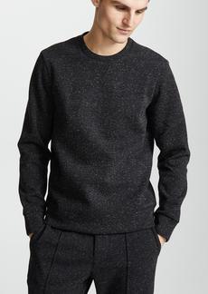 Club Monaco Donegal Crew Neck Sweatshirt