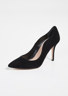 Club Monaco Eveleen Suede Pumps