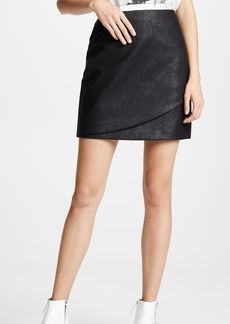 Club Monaco Falleece Skirt