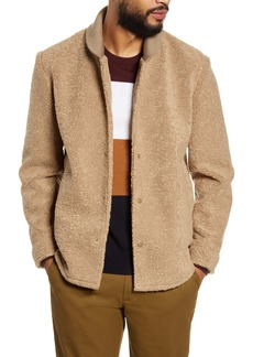 Club Monaco Faux Fur Jacket