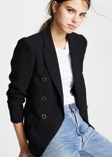 Club Monaco Jowdie Button Blazer