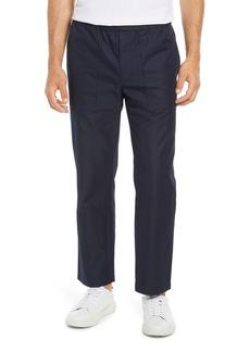 Club Monaco Men's Cropped Utility Pants