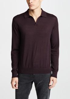 Club Monaco Merino Knit Shirt