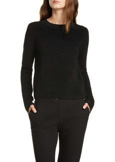 Club Monaco Ottoman Crewneck Wool Blend Sweater