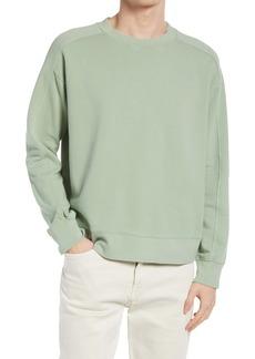 Club Monaco Oversize Crewneck Sweatshirt