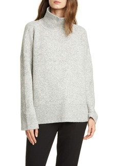 Club Monaco Oversize Turtleneck Sweater
