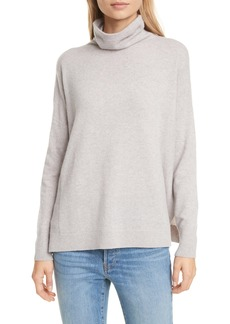 Club Monaco Safiya Funnel Neck Cashmere Sweater