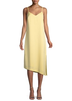 Club Monaco Sarana Tie-Back Slip Dress
