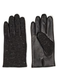 Club Monaco Sheepskin Gloves