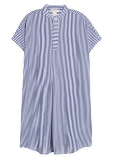 Club Monaco Stripe Shirtdress