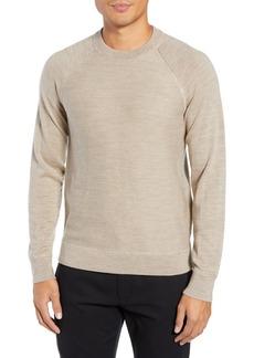 Club Monaco Trim Fit Wool Raglan Sweater