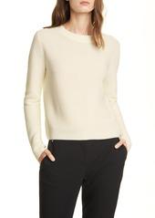 Club Monaco Ottoman Crewneck Wool Blend Sweater