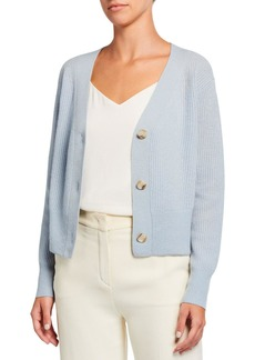 Club Monaco Three-Button Cashmere Cardigan