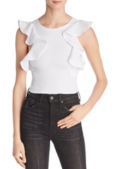 Cmeo collective cmeo collective best love ruffled smocked top   100 exclusive abv4a0935ec a