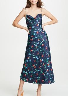 C/Meo Collective Sectional Midi Dress