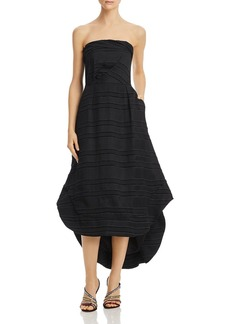 C/MEO Collective Solitude Strapless Gown
