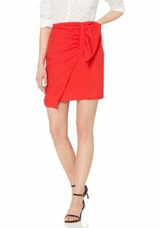C/Meo Collective Women's Advance wrap Short Mini Skirt  s