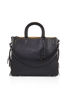 Coach 1941 Rogue Leather Tote