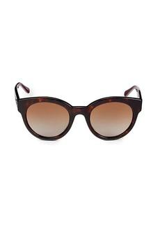 Coach 51MM Round Sunglasses