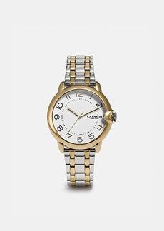 Coach arden watch, 36mm