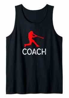 Baseball Coach Unisexe  Tank Top