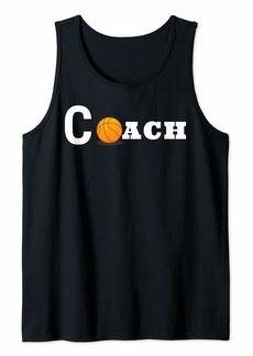 Basketball Coach  Tank Top