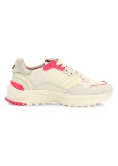 Coach C143 Mixed Media Sneakers