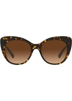 Coach cat-eye frame sunglasses