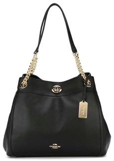 Coach chain shoulder bag