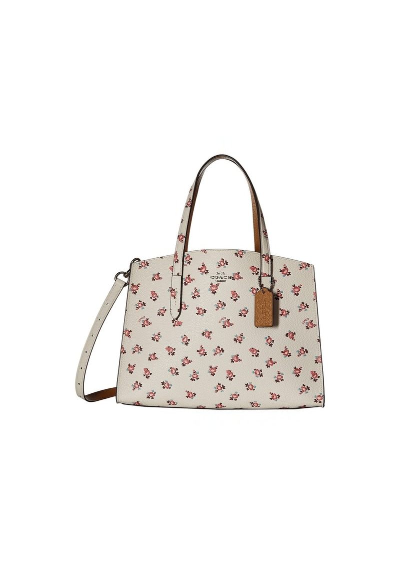 4d5df9ce4e Coach Charlie Carryall with Floral Bloom Print