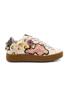 Cloud Patches Sneaker