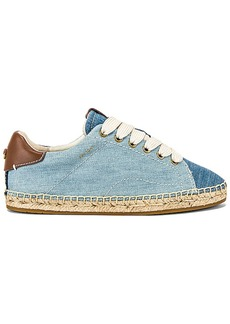 Coach 1941 C101 Low Top Espadrille