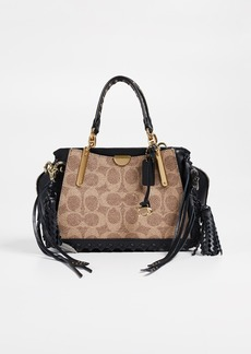 Coach 1941 Coated Canvas Signature with Whipstitch Dreamer 21 Bag