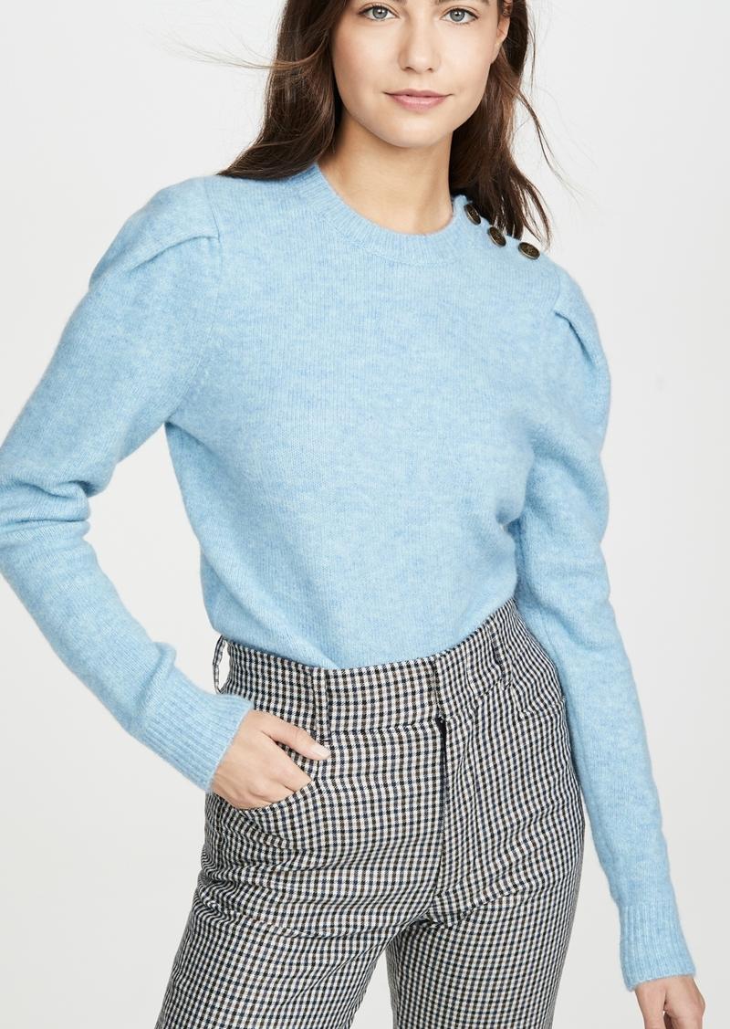 Coach 1941 Full Sleeve Crew Neck Sweater