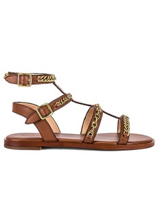 Coach 1941 Haddie Multi Chains Gladiator Sandal