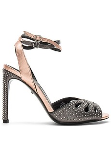 Coach 1941 Prairie Rivets Metallic Heel