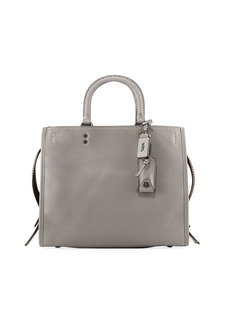 Coach Rogue Mixed Leather Tote Bag