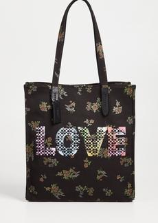 Coach 1941 Signature LOVE Tote Bag