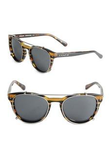 COACH 51MM Wayfarer Sunglasses
