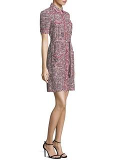Coach 1941 X Keith Haring Western Shirt Dress