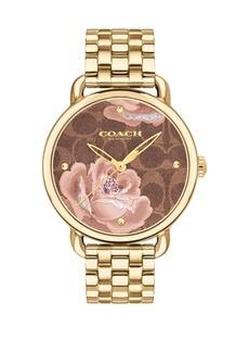 COACH Delancey Stainless Steel Bracelet Watch