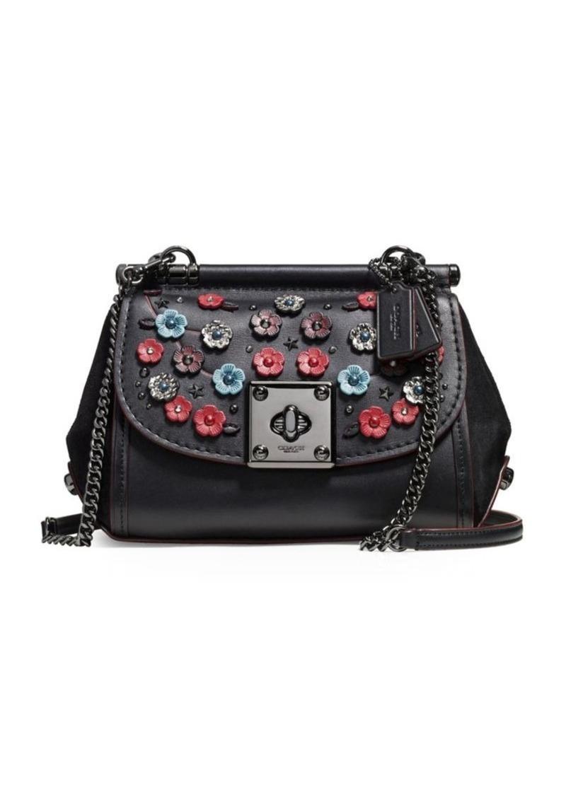 Coach Coach Drifter Leather Crossbody Bag Handbags