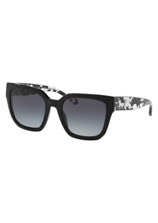 fc44b1c26146 COACH Horse & Carriage Shadow 53MM Wayfarer Sunglasses