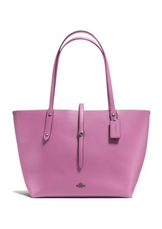 COACH Leather Market Tote