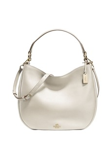 COACH Leather Nomad Hobo Bag