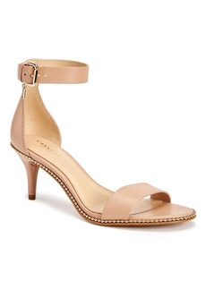 COACH MAUDE HIGH HEEL SANDALS